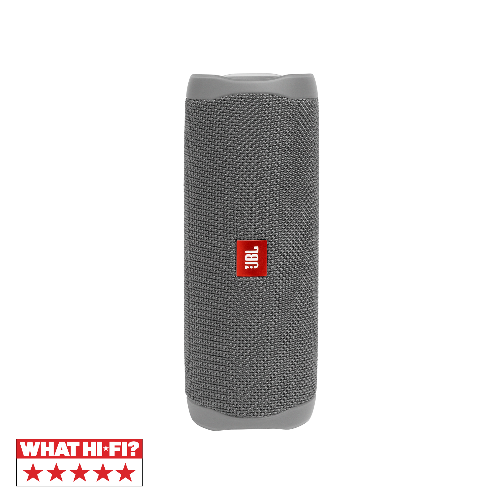 JBL FLIP 5 - Grey - Portable Waterproof Speaker - Hero
