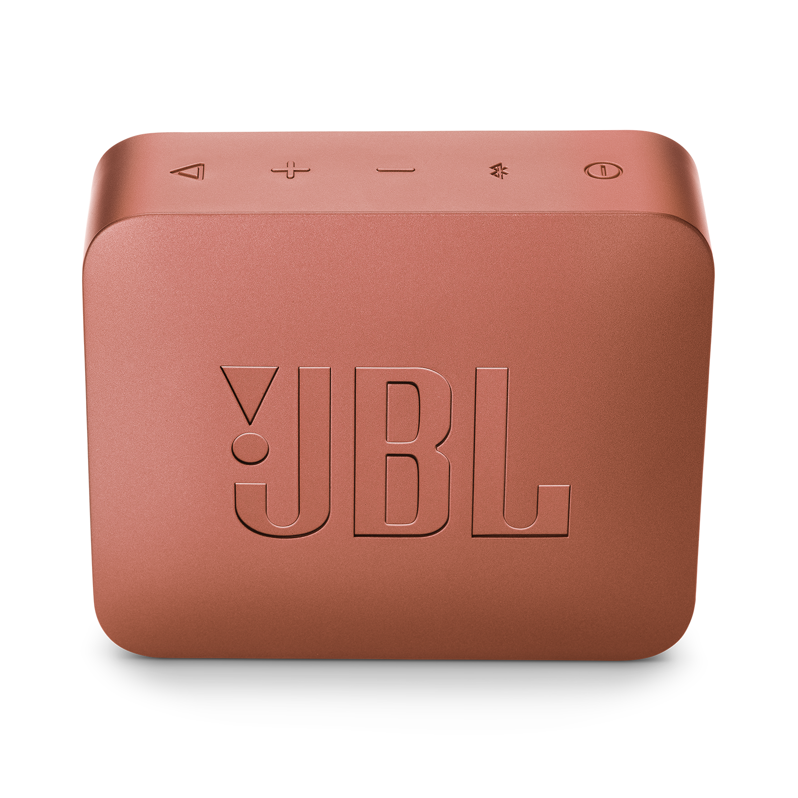 JBL GO 2 - Sunkissed Cinnamon - Portable Bluetooth speaker - Back