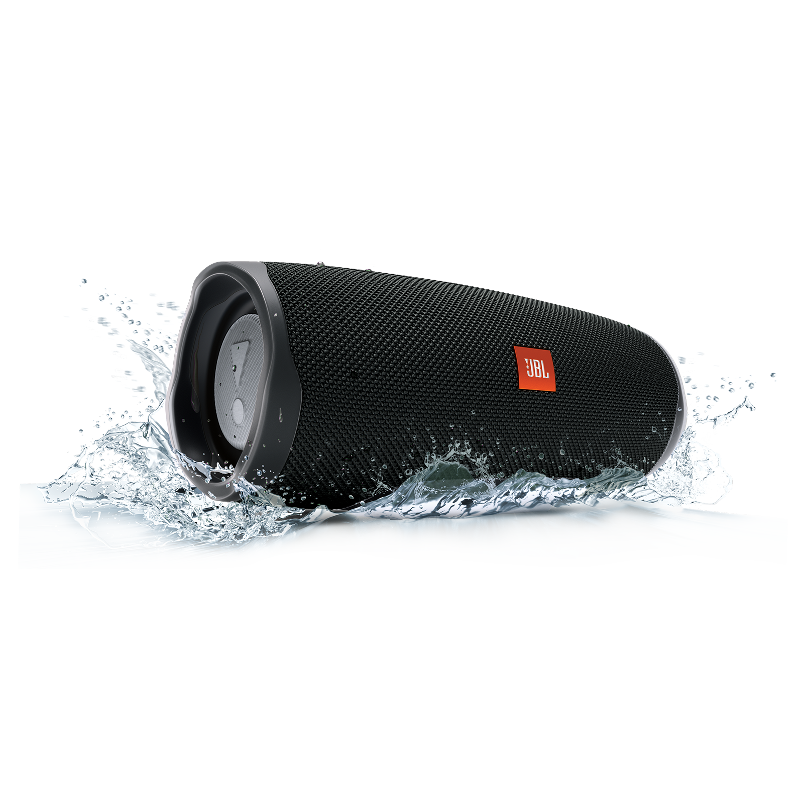 JBL Charge 4 - Black - Portable Bluetooth speaker - Detailshot 5