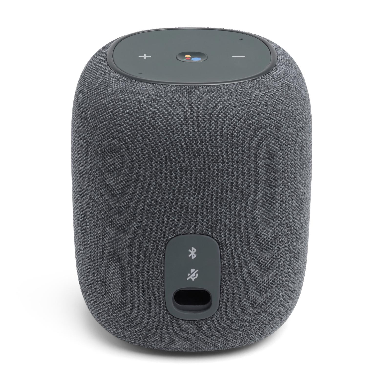JBL Link Music - Grey - Wi-Fi speaker - Back