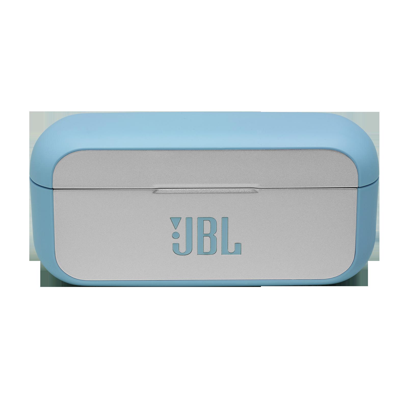 JBL REFLECT FLOW - Teal - True wireless sport headphones. - Detailshot 4