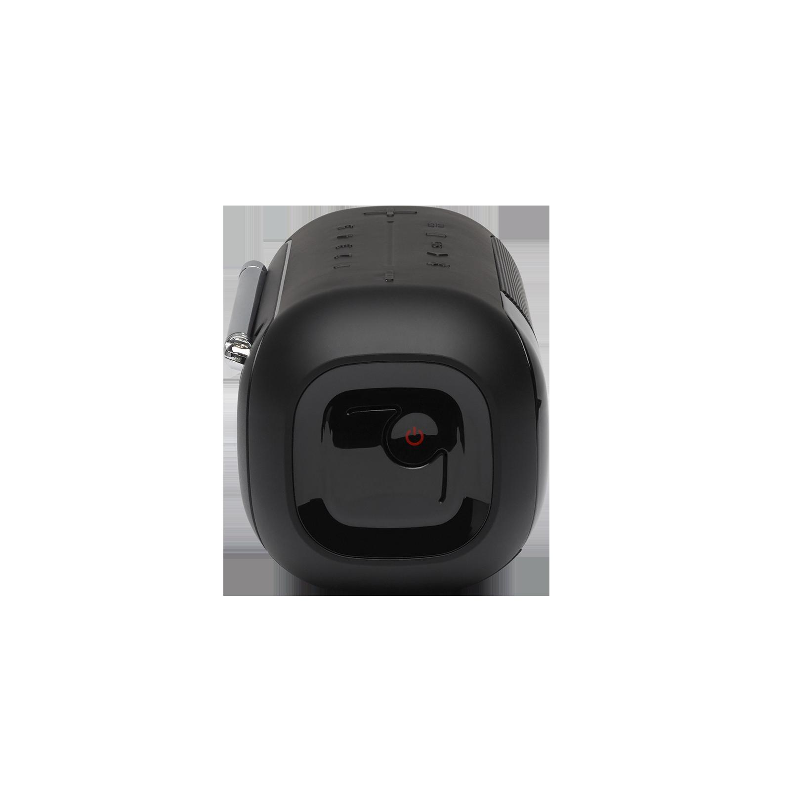 JBL Tuner 2 - Black - Portable DAB/DAB+/FM radio with Bluetooth - Detailshot 1