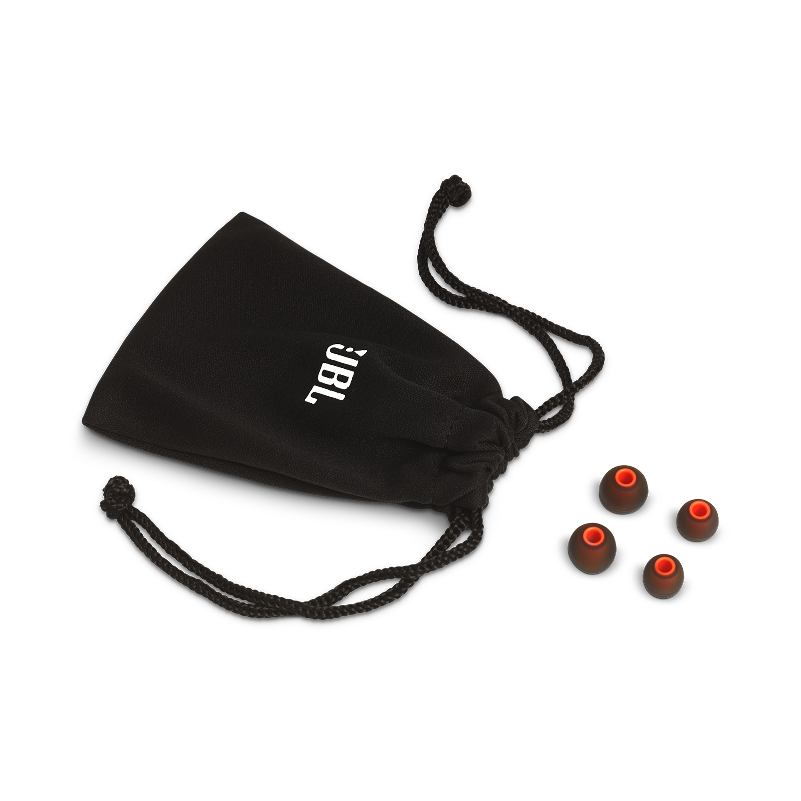JBL TUNE 210 - Black - In-ear headphones - Detailshot 5