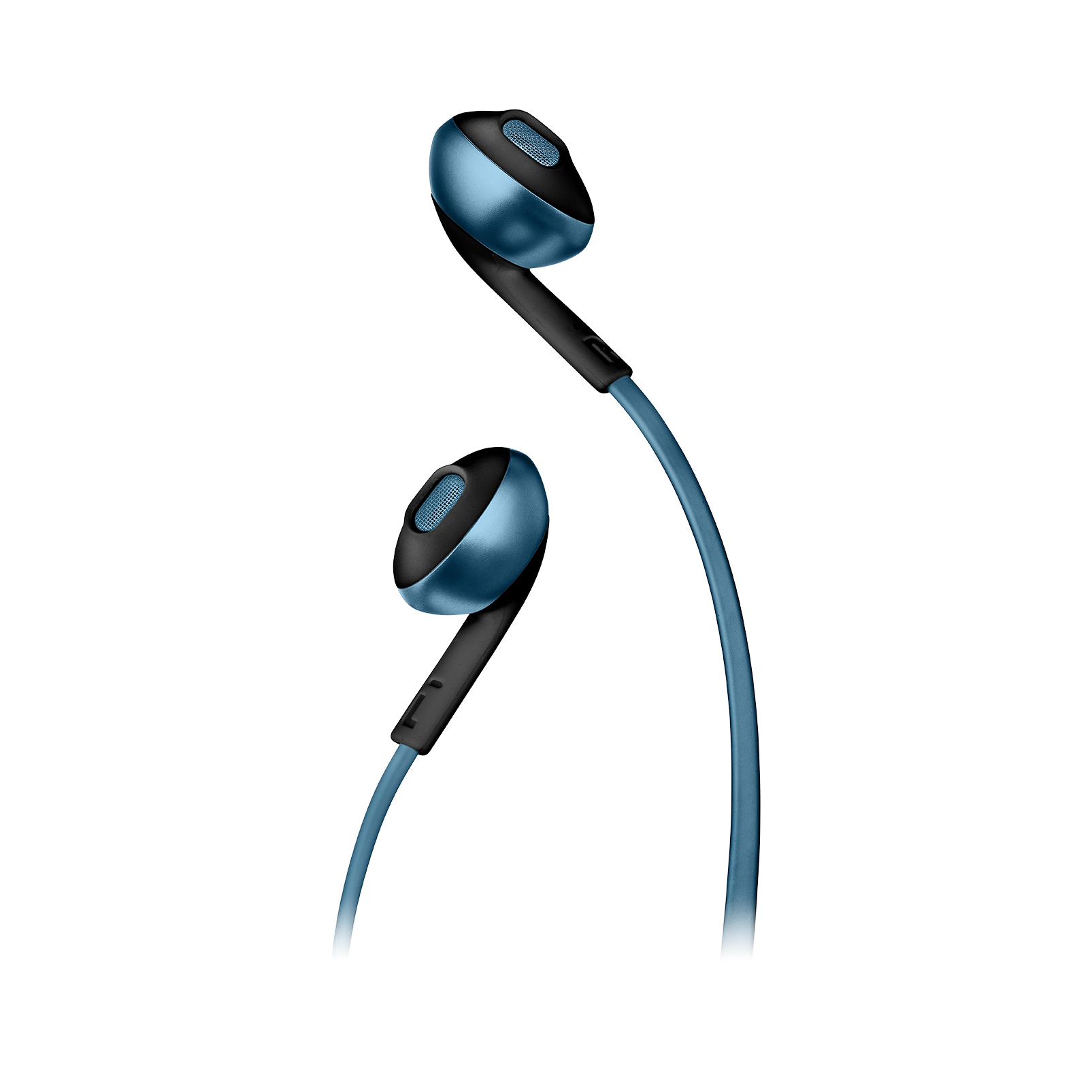 JBL TUNE 205BT - Blue - Wireless Earbud headphones - Detailshot 1