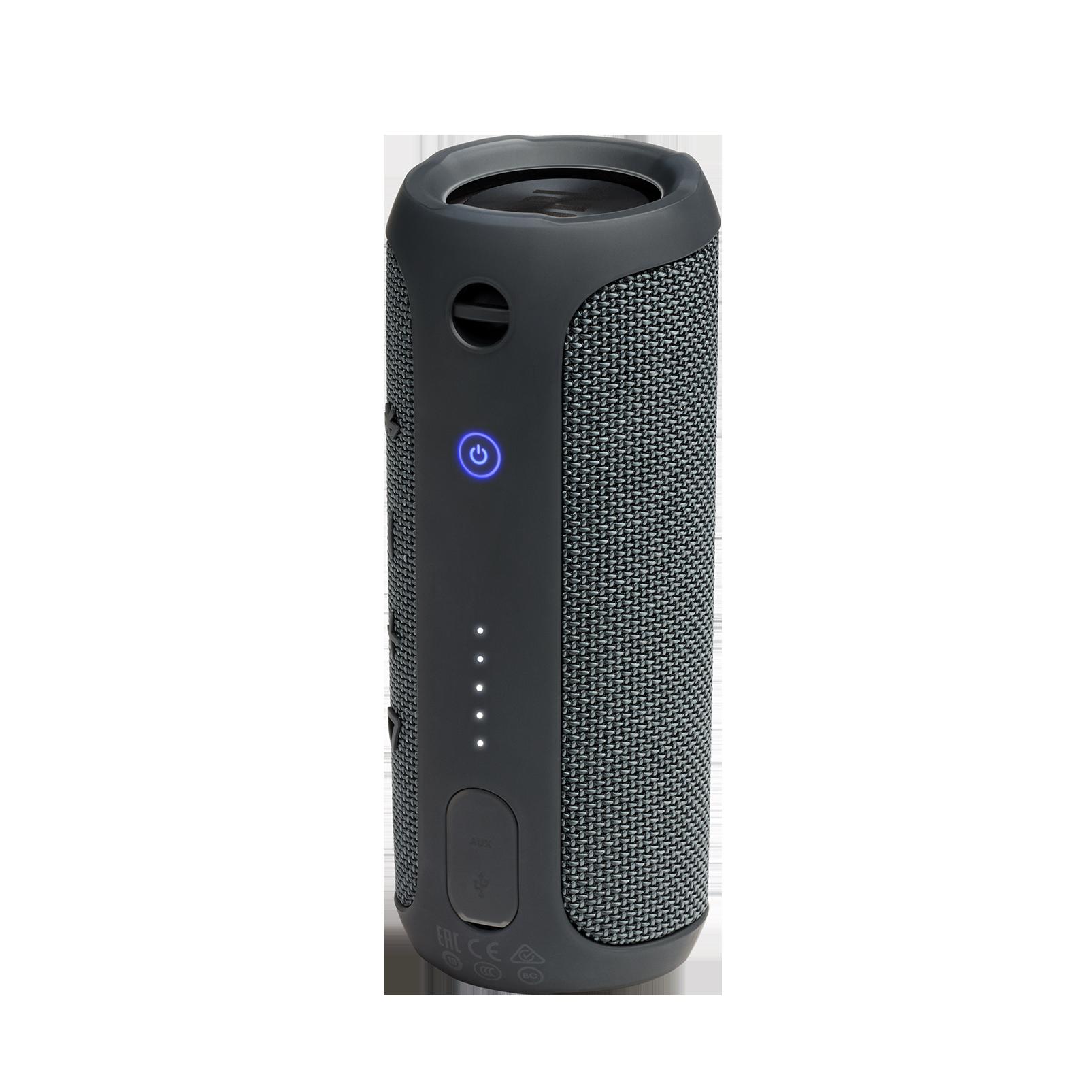 JBL Flip Essential - Gun Metal - Portable Bluetooth® speaker - Back