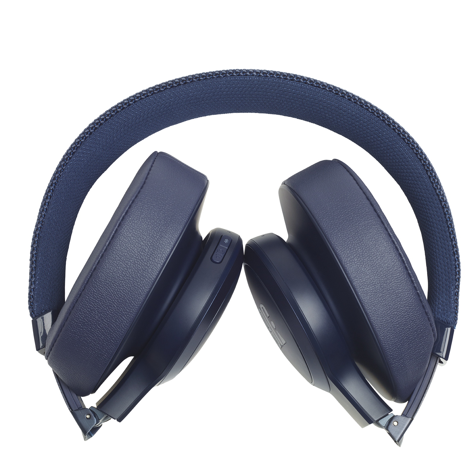 JBL LIVE 500BT - Blue - Your Sound, Unplugged - Detailshot 2