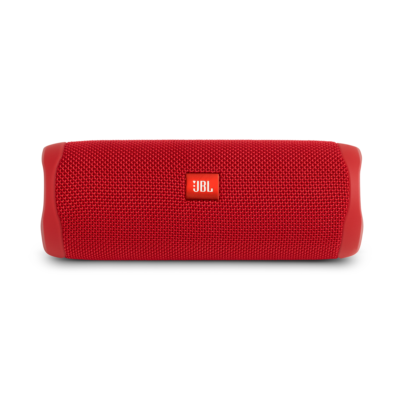 JBL FLIP 5 - Red - Portable Waterproof Speaker - Front