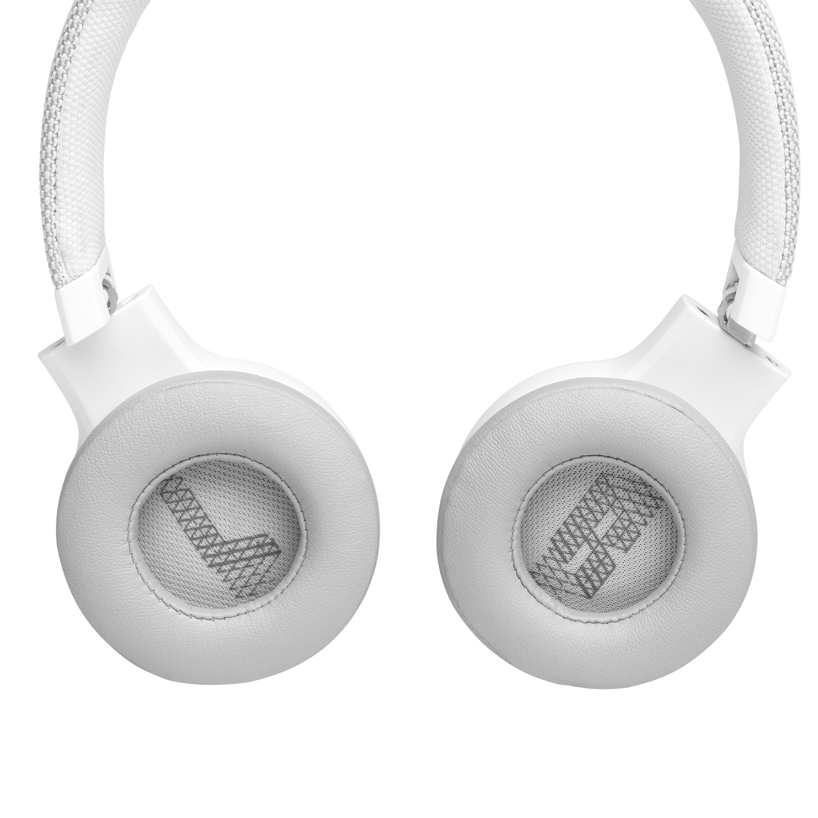 JBL LIVE 400BT - White - Your Sound, Unplugged - Detailshot 4