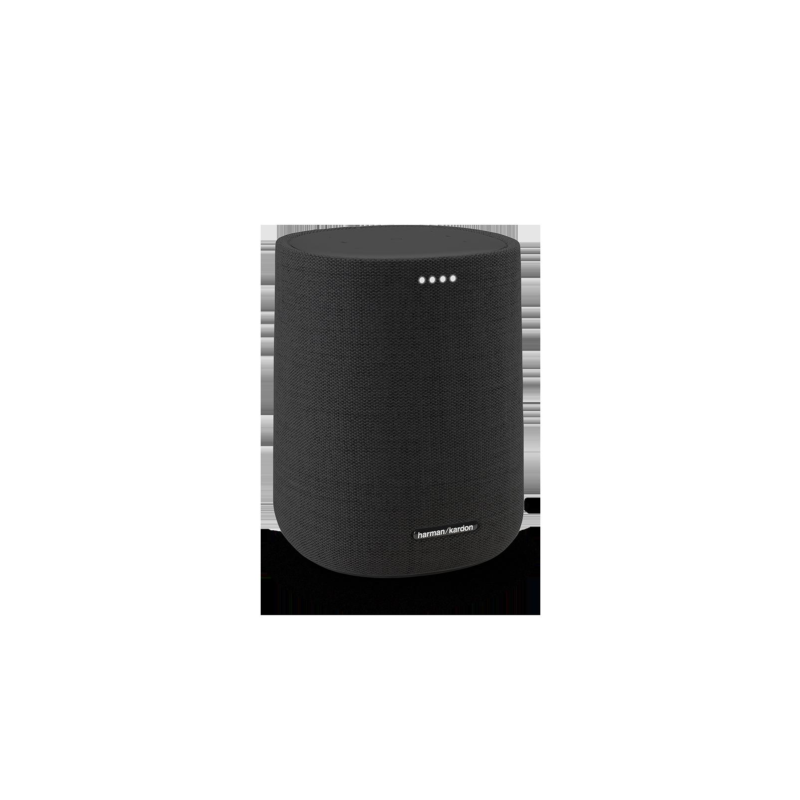 Harman Kardon Citation One MKII - Black - All-in-one smart speaker with room-filling sound - Hero