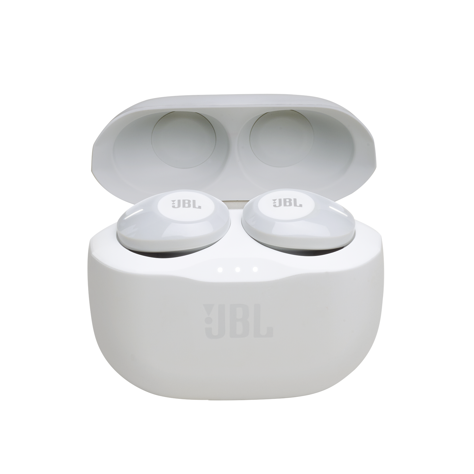 JBL TUNE 120TWS - White - Truly wireless in-ear headphones. - Detailshot 2