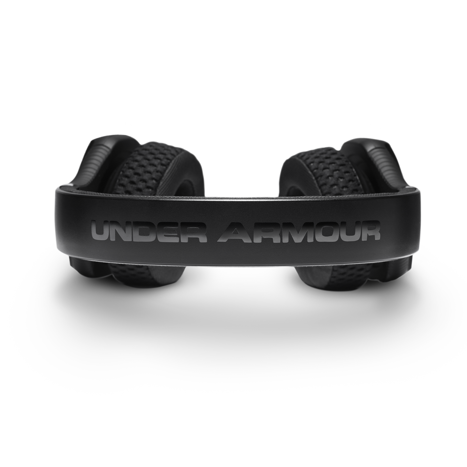 UA Sport Wireless Train – Engineered by JBL - Black - Wireless on-ear headphone built for the gym - Detailshot 4