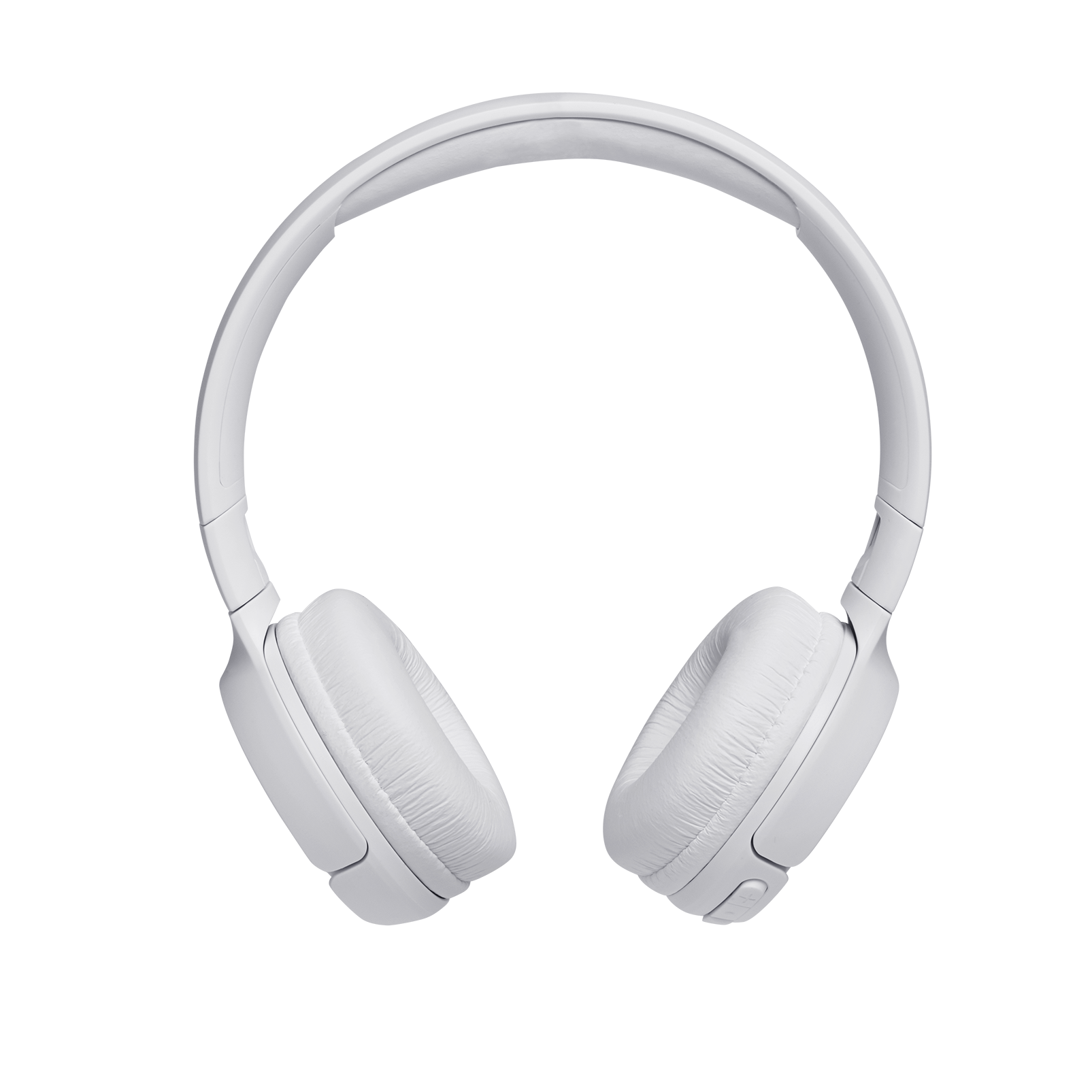 JBL TUNE 500BT - White - Wireless on-ear headphones - Front