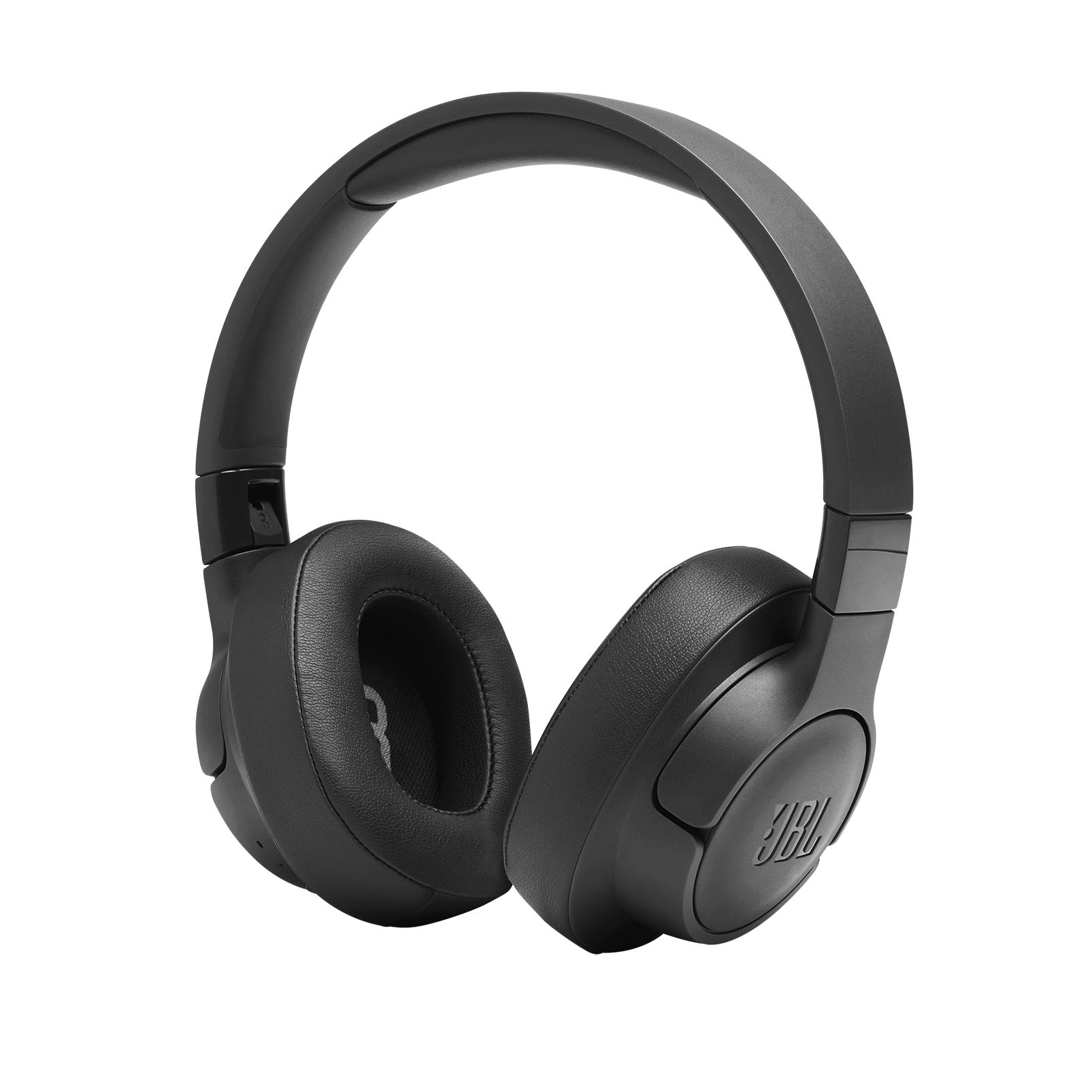 JBL TUNE 700BT - Black - Wireless Over-Ear Headphones - Detailshot 6
