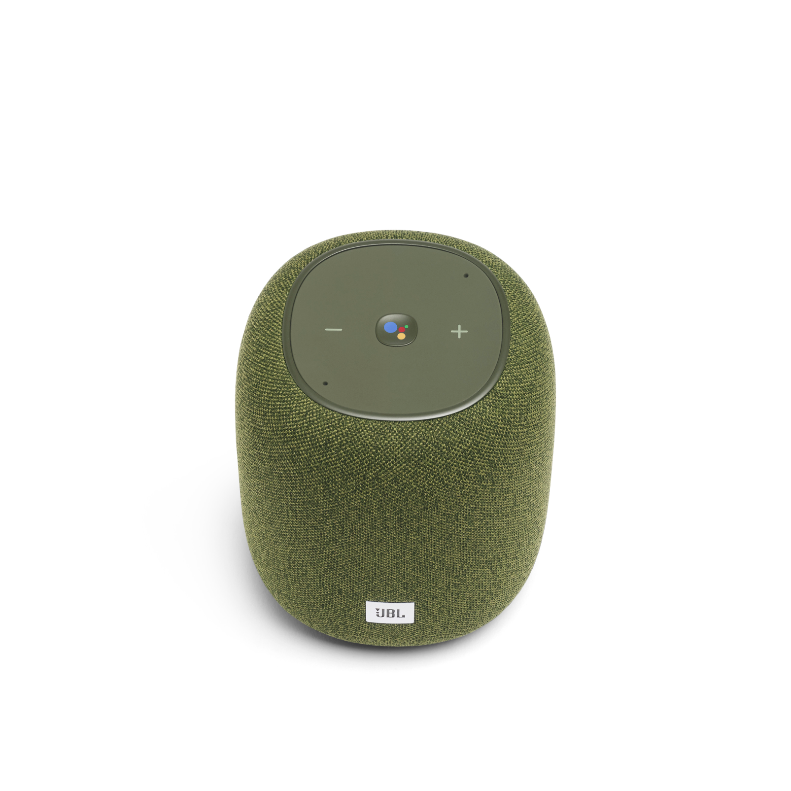 JBL Link Music - Green - Wi-Fi speaker - Front