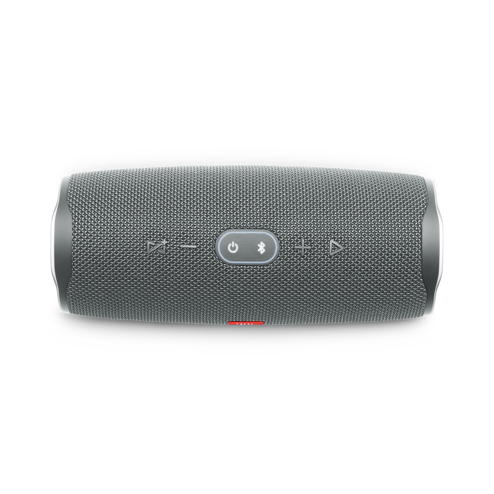 JBL Charge 4 - Grey - Portable Bluetooth speaker - Detailshot 1
