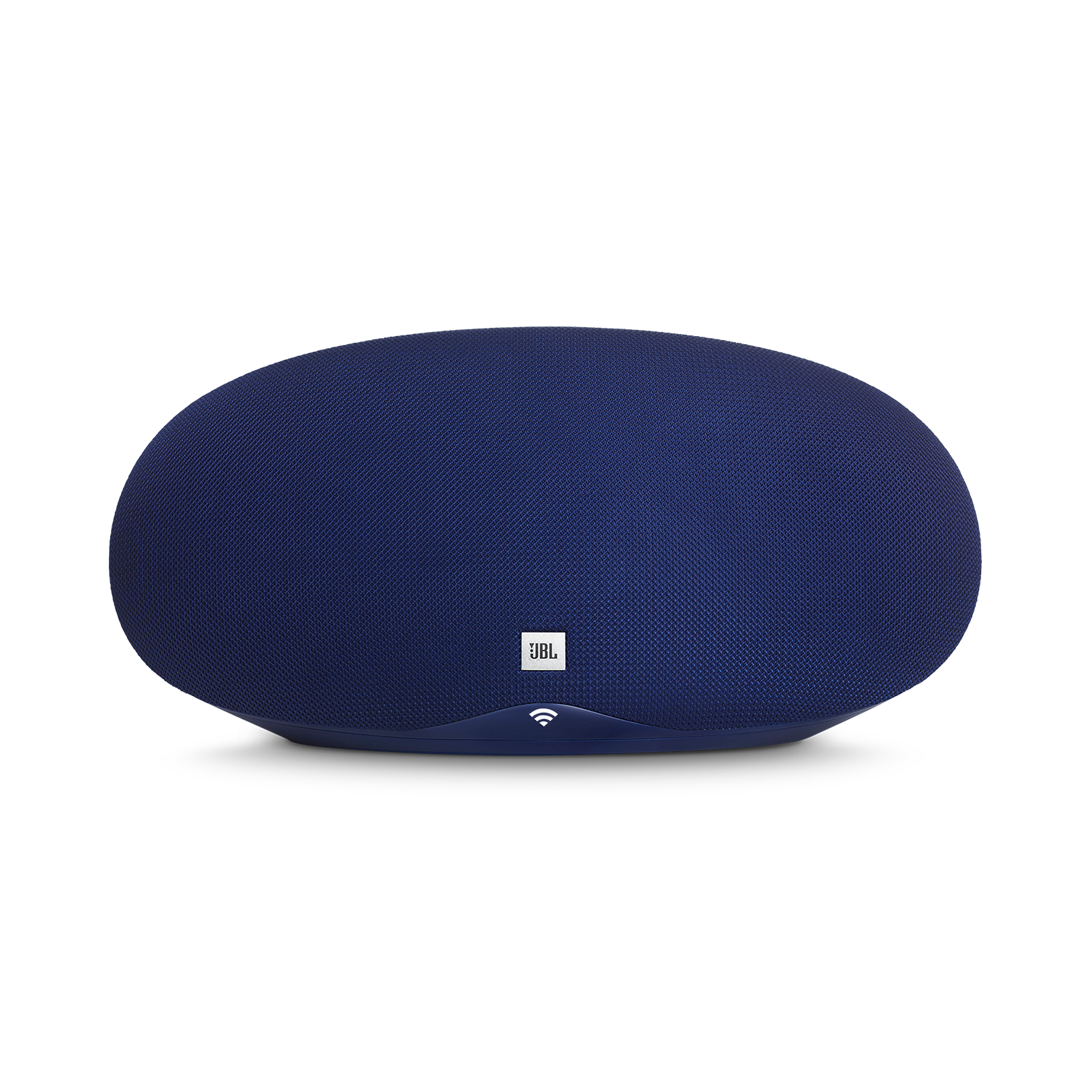JBL Playlist - Blue - Wireless speaker with Chromecast built-in - Front