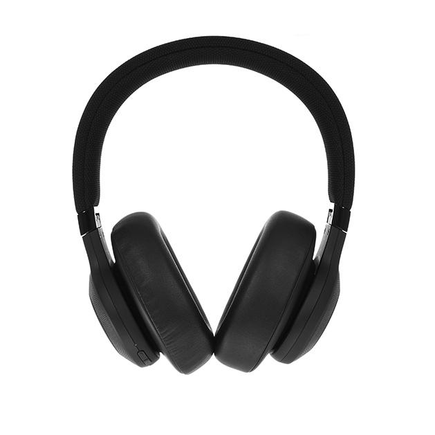 JBL E65BTNC - Black Matte - Wireless over-ear noise-cancelling headphones - Detailshot 15